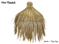 Viro Java Top Cap Synthetic Thatch